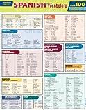 Spanish Vocabulary, BarCharts Inc., Staff, 1423217438