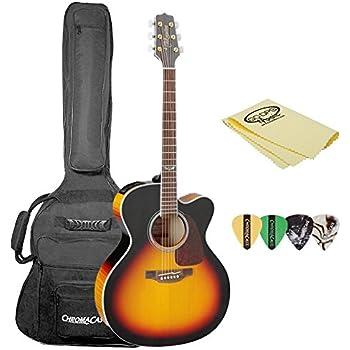 takamine gd71ce bsb kit 1 dreadnought cutaway acoustic electric guitar sunburst. Black Bedroom Furniture Sets. Home Design Ideas