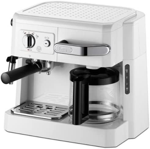 Amazon.com: De Longhi Coffee Maker Color Blanco [importado ...