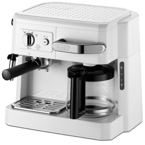 De'longhi Coffee Maker White[japan Import] by DeLonghi