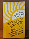 You Can Always Begin Again, Ladislaus Boros, 0809120062