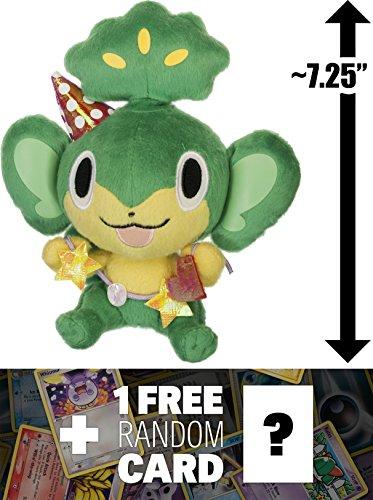 - Pokemon Pansage: ~7.25