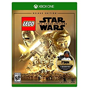 LEGO Star Wars: Force Awakens Deluxe Edition – Xbox One