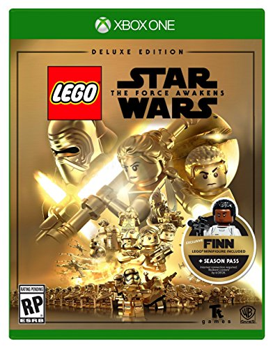 LEGO Star Wars: Force Awakens Deluxe Edition - Xbox One (Lego Star Wars The Complete Saga Help)