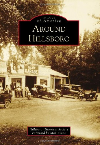 Around Hillsboro (Images of America)