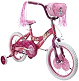 Huffy Disney Princess Girls' Bike (Pink, 16-Inch Wheels)