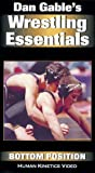 Dan Gables Wrestling Essentials: Bottom Position [VHS]