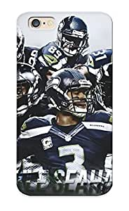 Rightcorner E79fa7f7739 Case Cover Iphone 6 Protective Case Seale Seahawks Nfl Football Poster ( Best Gift For Friends)