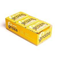 Graze Lively Lemon Flapjack 53g (Pack of 9)