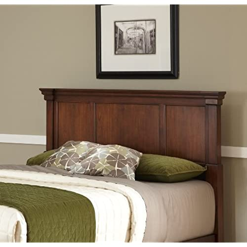 king size wood headboard pallet home styles 5520601 the aspen collection kingcalifornia king headboard size wood headboard amazoncom
