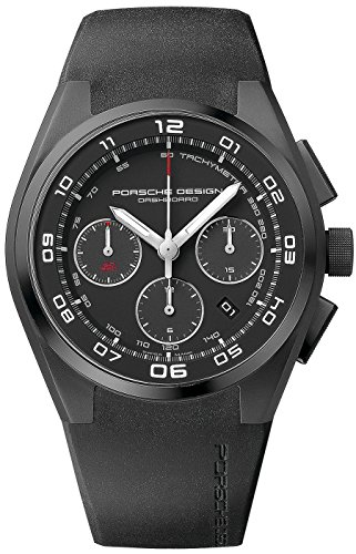 Porsche Design Dashboard Automatic Watch, Chronograph, Titanium, 6620.13.46.1238