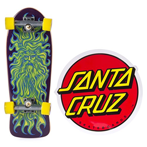 Tech Deck - Classic Series - Santa Cruz - Teal