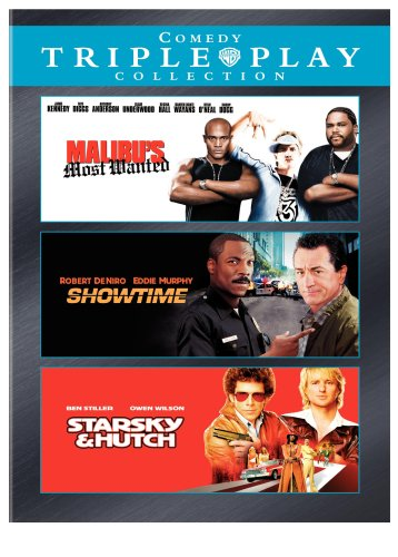 Comedy Triple Play Collection