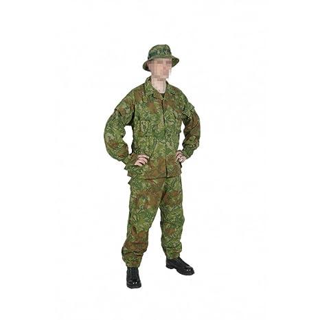 SSO/SPOSN Disfraz Militar Ruso de Verano KM-L Palma: Amazon.es ...