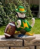 Stone Mascots – University of Notre Dame Leprechaun College Stone Mascot Review