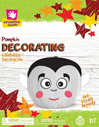 Creative Hands Pumpkini Deco Dracula Decorations ()