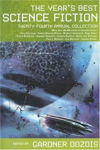 Download The Year's Best Science Fiction: Twenty-Fourth Annual Collection pdf epub