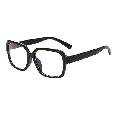 Deylaying Garçons Garçons Gros Carré Cadre Petite vue Des lunettes Myopie  Distance Des lunettes Goggles avec 6fdc1839def