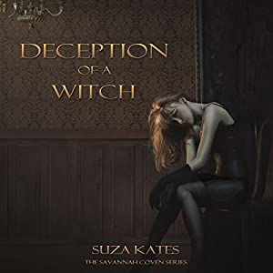 Deception of a Witch Audiobook