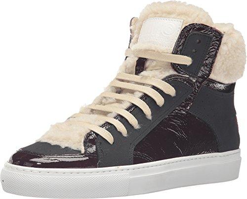 mm6-maison-margiela-womens-shearling-trim-high-top-bordeaux-beige-teddy-black-sneaker-39-us-womens-9