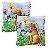 Animal Throw Pillowcase Patio Furniture Pillows