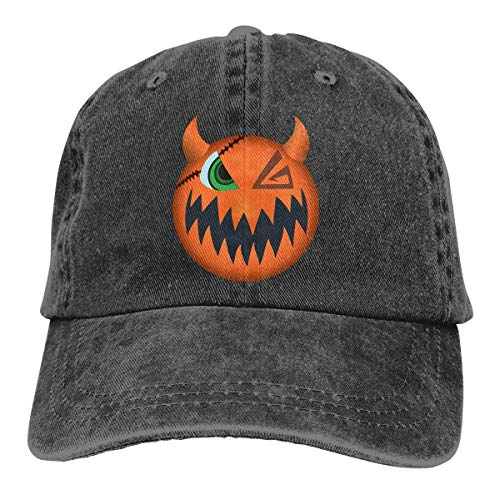 Sora Halloween Town Vampire Form Mask Summer Cool Heat Shield Unisex Adult Cowboy Hat