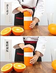 Manual juicer, home squeezed orange, lemon fruit juicer, mini baby Orange Squeezer , orange