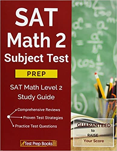 SAT Math 2 Subject Test Prep: SAT Math Level 2 Study Guide