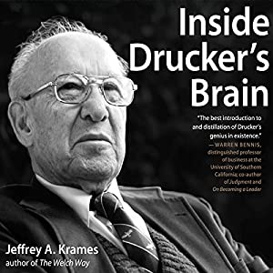 Inside Drucker's Brain Audiobook