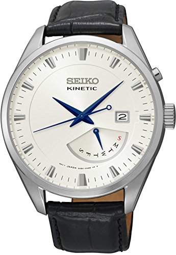 Seiko-Kinetic-SRN071P1-Automatic-Mens-Watch-Classic-Simple