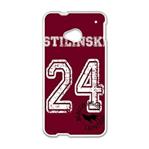 Stilinski Cell Phone Case for HTC One M7