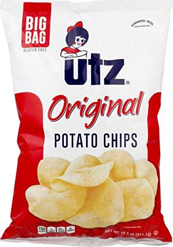 utz ripple bbq chips - 4