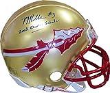 Myron Rolle Autographed Mini Helmet - 2008 Rhodes Scholar FSU - Autographed College Mini Helmets