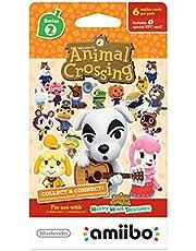 Animal Crossing Cards Series 2 for Nintendo ,Wii u (Pack of 6)