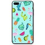 IPhone 8 Plus/iPhone 7 Plus Case TUOLJIV The Colorful World Personalized Customization Phone Case - IPhone 7 Plus And IPhone 8 Plus (Black)