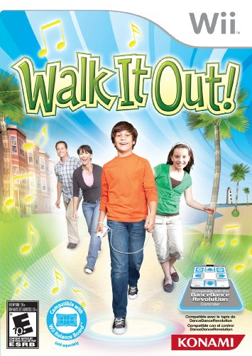 - Walk It Out - Nintendo Wii