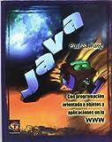 img - for Java Con Programacion Orientada a Objetos y Aplicaciones En La WWW (Spanish Edition) book / textbook / text book