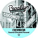 Brooklyn Bean Roastery Single-Cup Coffee for Keurig K-Cup Brewers, Cocomocha, 40 count