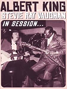 albert king stevie ray vaughan in session by stax movies tv. Black Bedroom Furniture Sets. Home Design Ideas