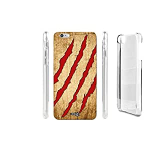 FUNDA CARCASA EFECTO MADERA GRAFFI RED PARA IPHONE 6 6S