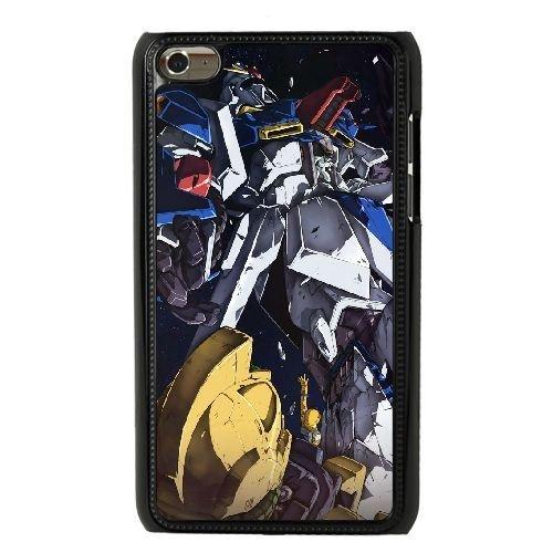 HD exquisite image for iPod 4 Case Black mobile suit zeta gundam AMI6764440