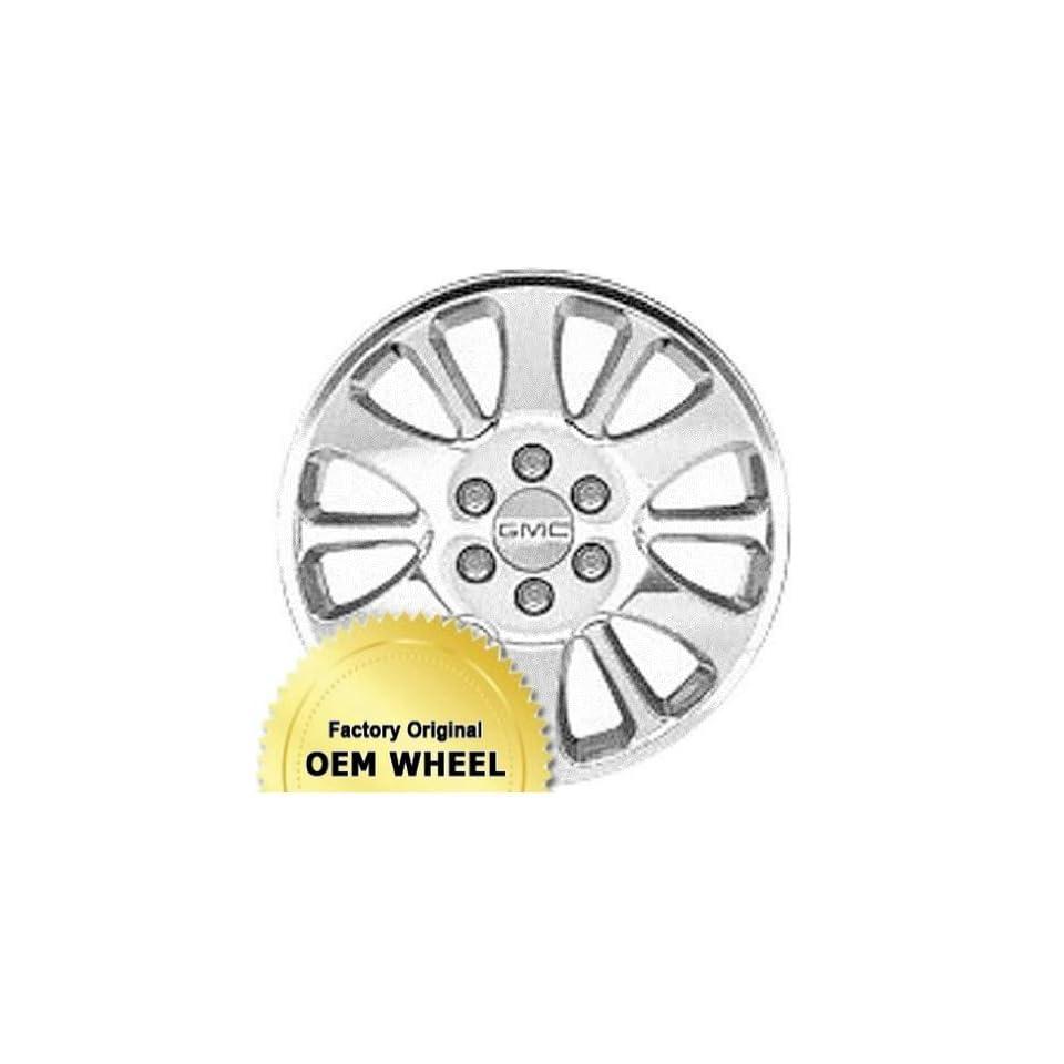CADILLAC,GMC,CHEVROLET AVALANCHE,ESCALADE,SIERRA,SILVERADO,SUBURBAN,TAHOE,YUKON 17x7.5 Factory Oem Wheel Rim  POLISHED   Remanufactured