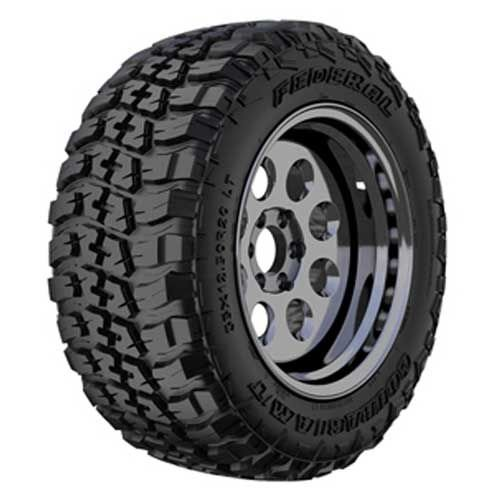 Federal Couragia M/T Mud-Terrain Radial Tire - LT285/70R17 121/118Q (Best 17 Inch Tires)