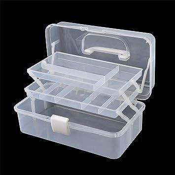 Amazon.com: Caja de almacenamiento para escritorio, tijeras ...