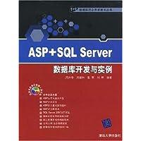 数据库混合开发技术丛书•ASP+SQL Server数据库开发与实例(附CD光盘1张)