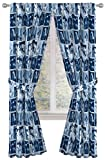 "Best Star Wars Home Curtain Panels - Star Wars Classic Space Battle Blue 84"" Inch Review"