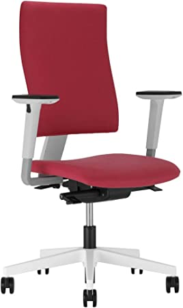 Nowy Styl Office Chair With Arms 4 Me Red Amazon Co Uk Office Products
