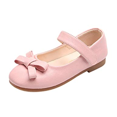 3a2e030b181d02 Felicy Toddler Baby Girl Mary Janes Princess Shoes Fashion Kids Girls  Bowknot Sandals Sneaker Children Soft