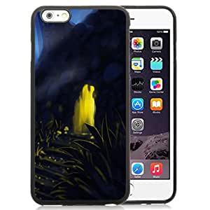 Beautiful And Unique Designed With Forest Trees Paths Stairs Entrance Light For iPhone 6 Plus 5.5 Inch TPU Phone Case