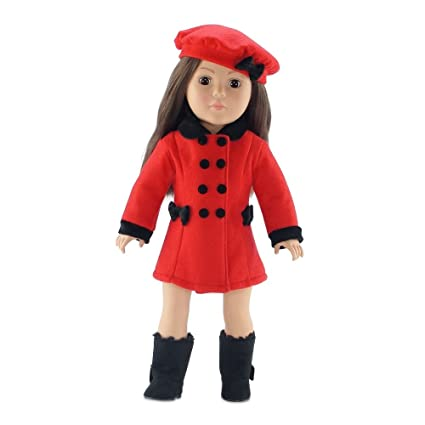Amazon.com  Emily Rose 18 Inch Doll Clothes  d1ff5dfe1